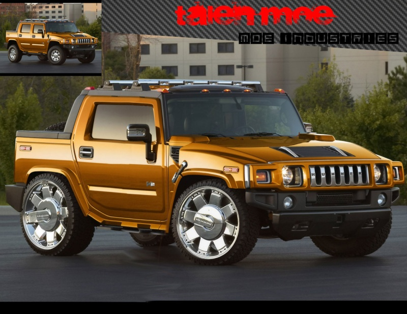 PHOTOS DES HUMMERS H2 Short_10