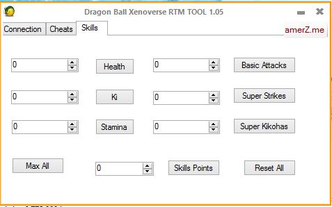 [Tool] Dragonball Xenoverse Tool 1.05 Captur26