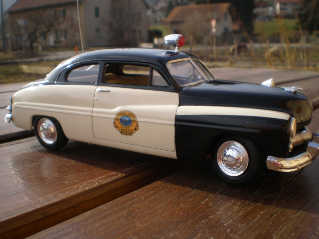mercury 1949 florida state trooper P1011611
