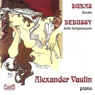 Paul Dukas: Sonate en mi bémol mineur et œuvres pour piano 500x5025