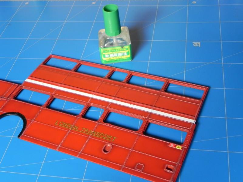 AEC Routemaster London double decker bus 1/24 Revell terminus tout le monde descend! - Page 2 Dscn0318
