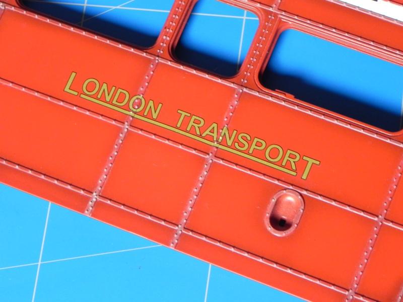 AEC Routemaster London double decker bus 1/24 Revell terminus tout le monde descend! - Page 2 Dscn0319