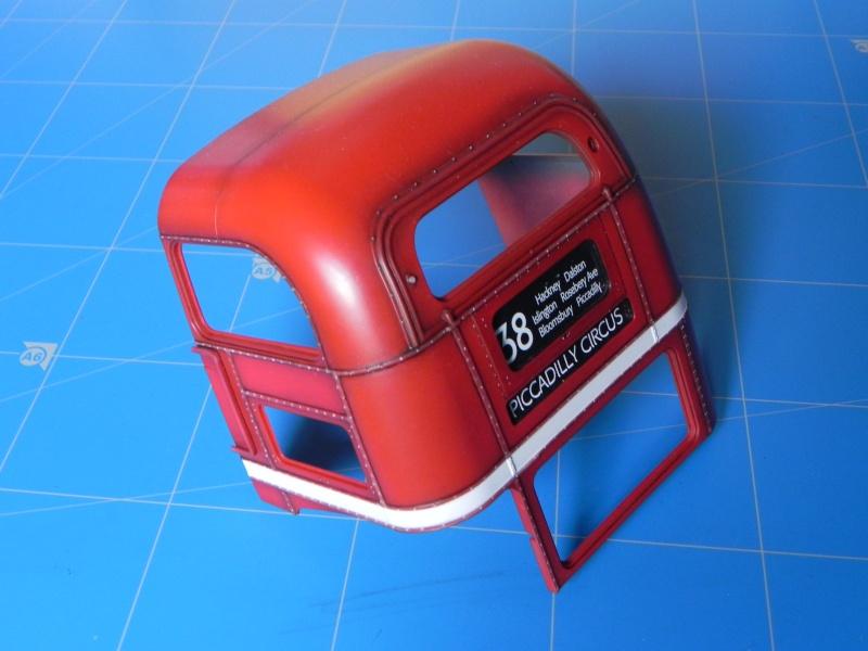 AEC Routemaster London double decker bus 1/24 Revell terminus tout le monde descend! - Page 2 Dscn0327