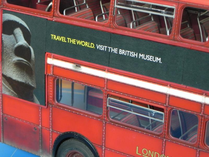 AEC Routemaster London double decker bus 1/24 Revell terminus tout le monde descend! - Page 3 Dscn0713