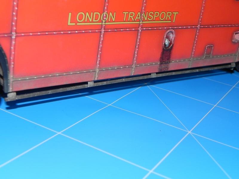 AEC Routemaster London double decker bus 1/24 Revell terminus tout le monde descend! - Page 3 Dscn0714