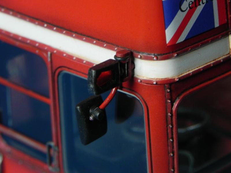 AEC Routemaster London double decker bus 1/24 Revell terminus tout le monde descend! - Page 3 Dscn0715