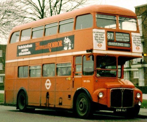 AEC Routemaster London double decker bus 1/24 Revell terminus tout le monde descend! - Page 2 Ltra10