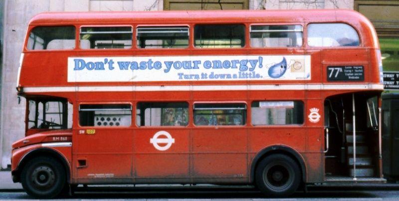 AEC Routemaster London double decker bus 1/24 Revell terminus tout le monde descend! - Page 2 Patine10