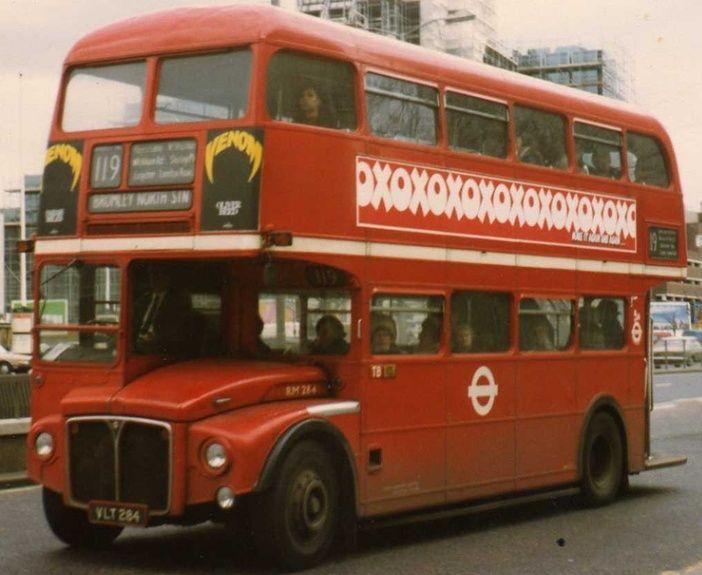 AEC Routemaster London double decker bus 1/24 Revell terminus tout le monde descend! - Page 2 Patino10