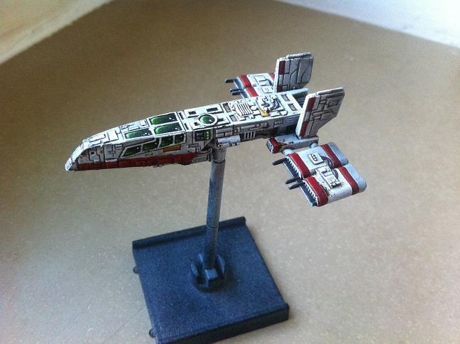 X-Wing Repaint Galerie Foto11