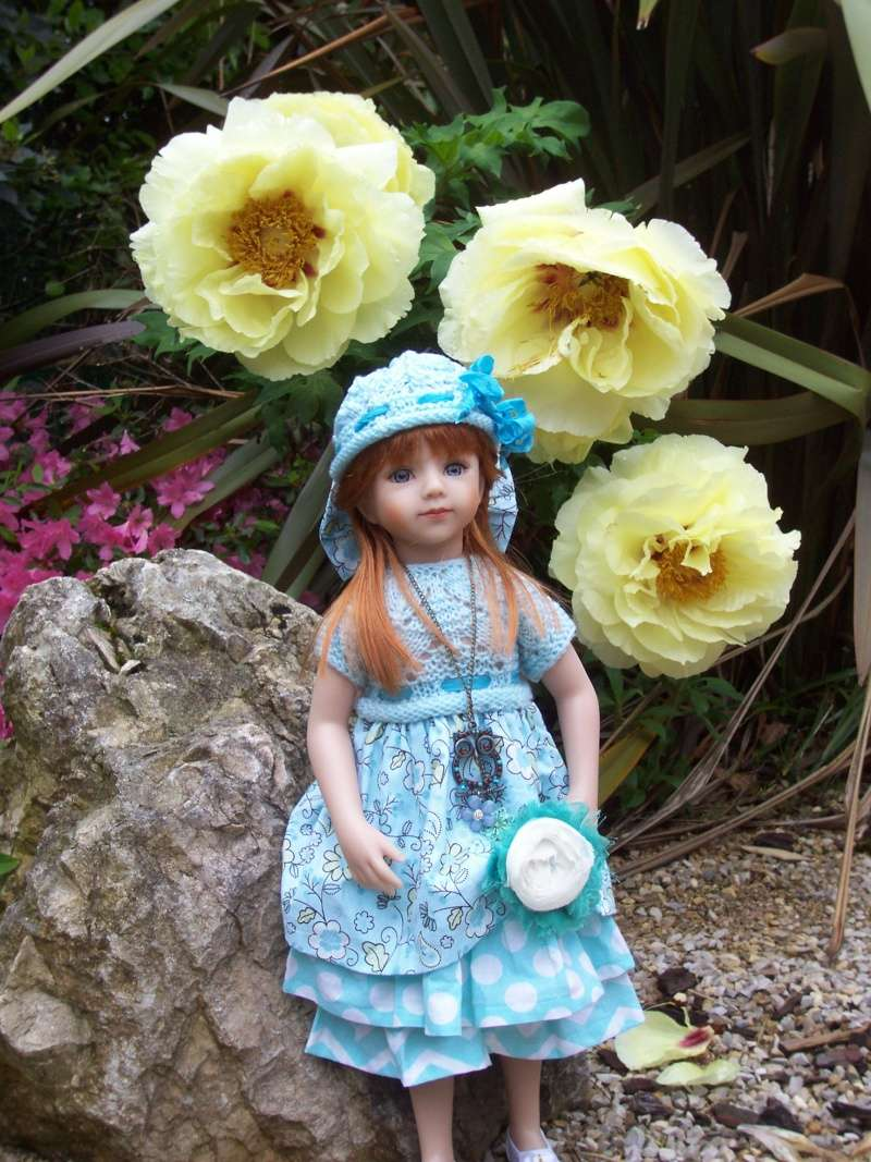 Miss Capucine de Yuna  -  Un beau cadeau en P 4 100_7827