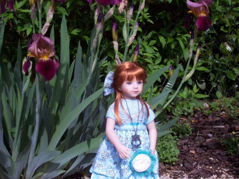 Miss Capucine de Yuna  -  Un beau cadeau en P 4 100_7828