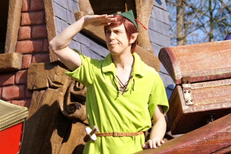 Vos photos avec les Personnages Disney - Page 39 Dsc02423