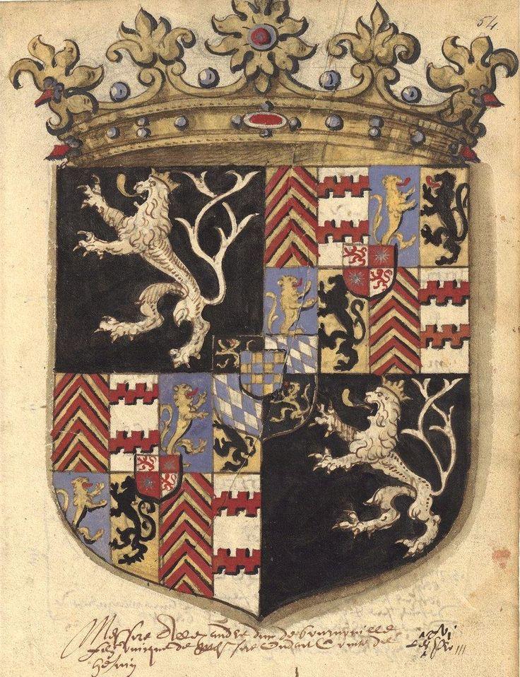 Oudard de Bournonville x Marie-Christine van Egmond Bourno12