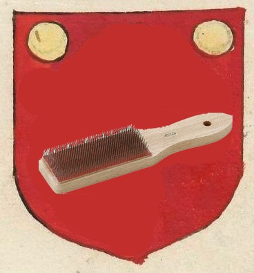 [OUTILS] Brosse à carder  - Carde Carde10