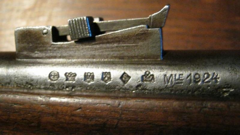 Identification de 2 carabines Lebel110