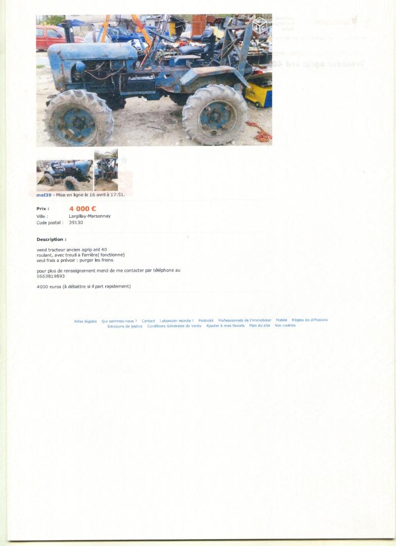 Les AGRIP en vente sur LBC, Agriaffaires ou autres - Page 2 Img27310
