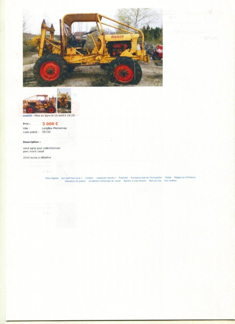 Les AGRIP en vente sur LBC, Agriaffaires ou autres - Page 2 Img27410