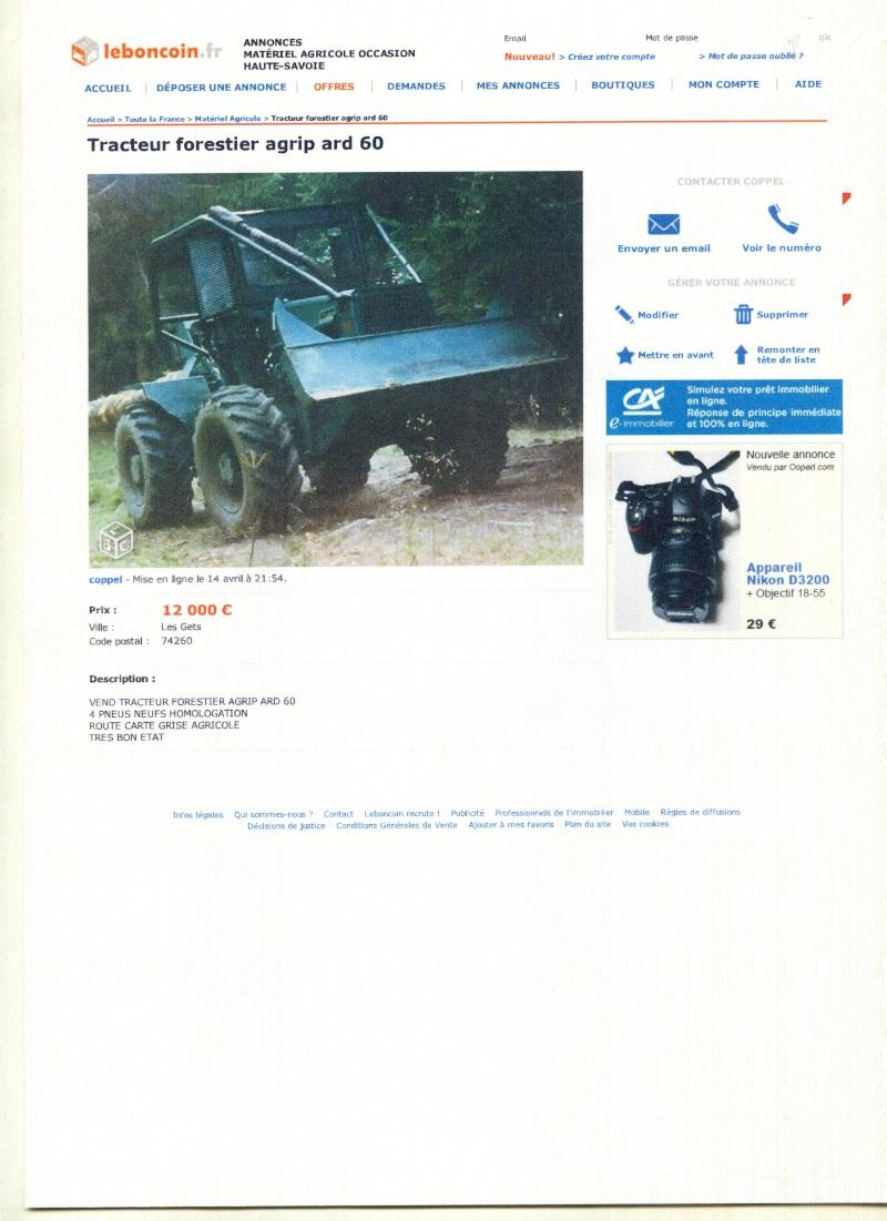Les AGRIP en vente sur LBC, Agriaffaires ou autres - Page 2 Img27610