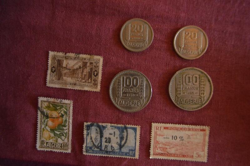 Timbre & monnaie Algerie  _dsc0052