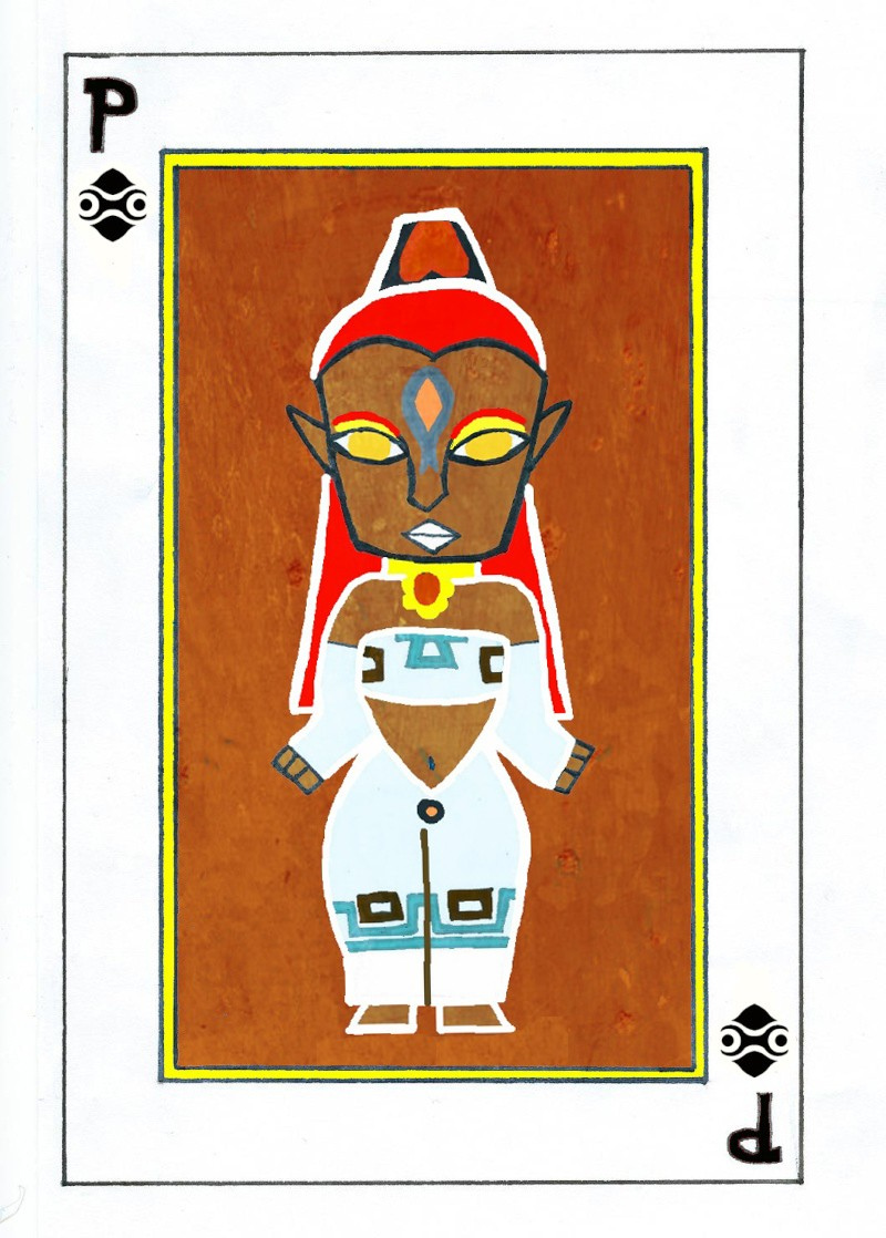 Projet: Jeu de cartes Zelda - Page 4 Prince11
