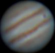 Jupiter passage Ganymède Drizzl10