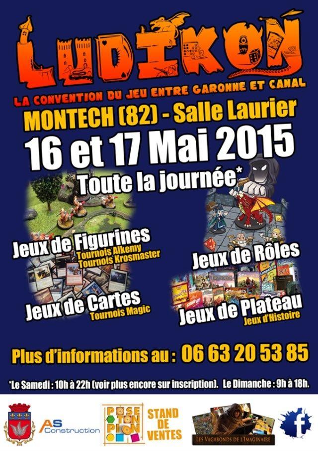 Tournoi ALKEMY à Montech (82) à 45 min de Cahors ! Ludiko10