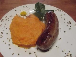 Purée de carottes.photos. Dscf5610