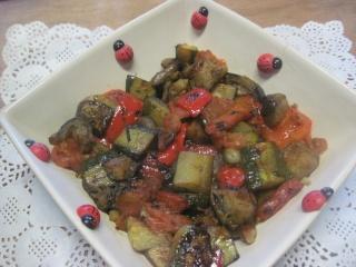 Légumes du sud à la bohémienne.photos. Img_6710