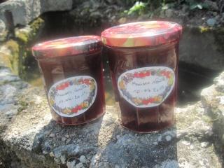 Confiture de fraises.vanille.photos. Img_6724
