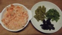 Flan au saumon et asperges au micro-ondes.photos. Dscf5212