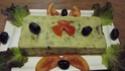 Flan au saumon et asperges au micro-ondes.photos. Dscf5225