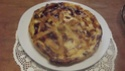 tarte aux pommes mascarpone.photos. Dscf5311