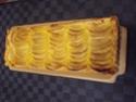 tarte aux pommes crème pâtissière.photos. Dscf5520