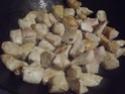 Tour de galettes aux légumes et poulet.photos. Dscf5619