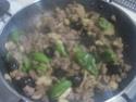 Farandelles de Savoie. viande hachée et Parmesan.photos. Farand16