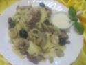Farandelles de Savoie. viande hachée et Parmesan.photos. Farand19