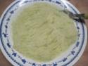 pommes de terre farcies en purée.basilic. photos. Img_6611
