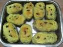 pommes de terre farcies en purée.basilic. photos. Img_6619