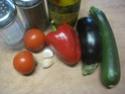 Légumes du sud à la bohémienne.photos. Img_6661