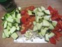 Légumes du sud à la bohémienne.photos. Img_6662
