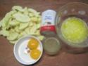 Tourte aux pommes crème pâtissière.photos. Img_6869