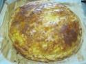 Tourte aux pommes crème pâtissière.photos. Img_6927