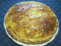 Tourte aux pommes crème pâtissière.photos. Img_6929