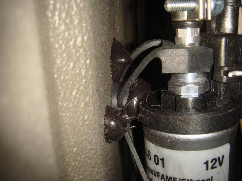 Bruit pompe gasoil TRUMA Fv-mv-12