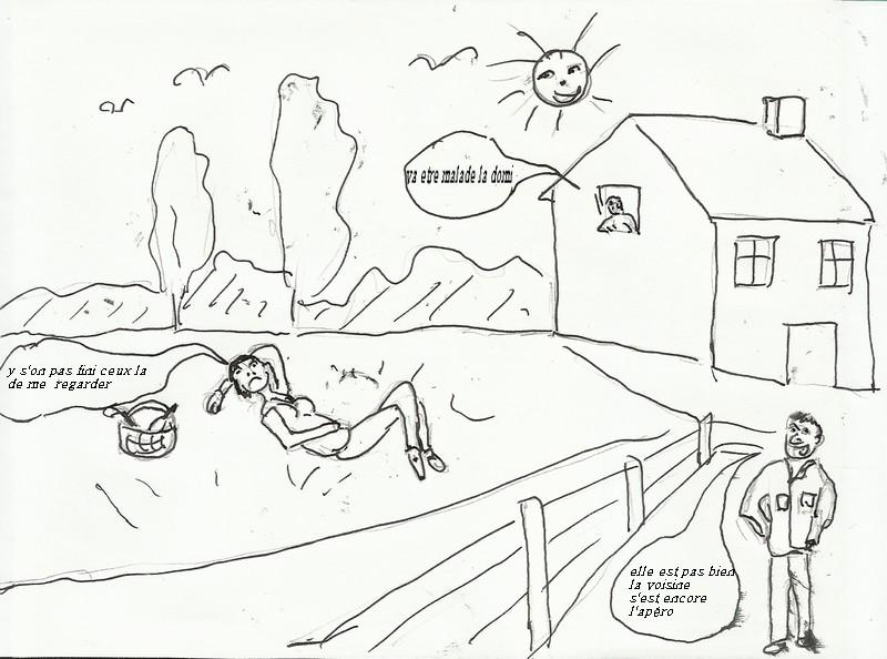 dessin   de jojo  - Page 12 Dessin15