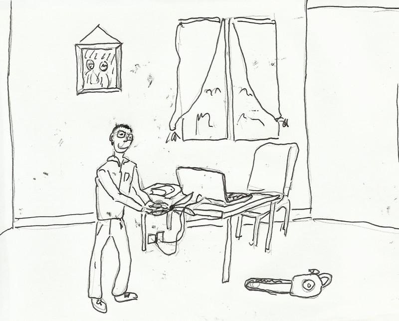 dessin   de jojo  - Page 12 Dessin17