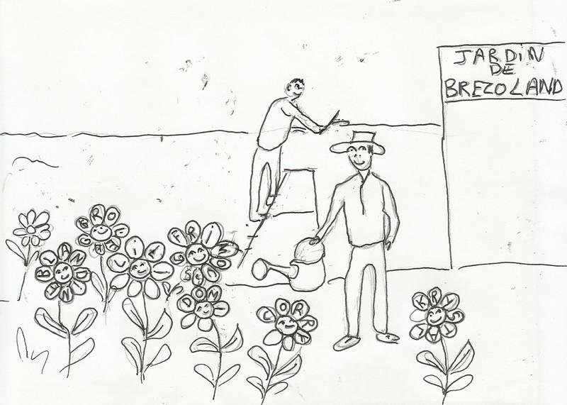 dessin   de jojo  - Page 13 Dessin18