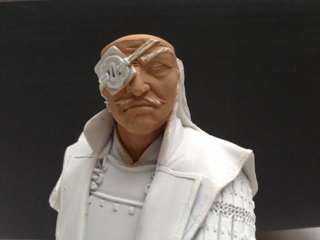 """Buste Pégaso """"Samurai Hero"""" 1/9ème version débutant Img_2111"""