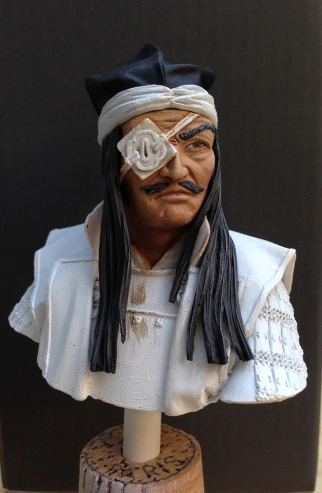 """Buste Pégaso """"Samurai Hero"""" 1/9ème version débutant Img_2117"""